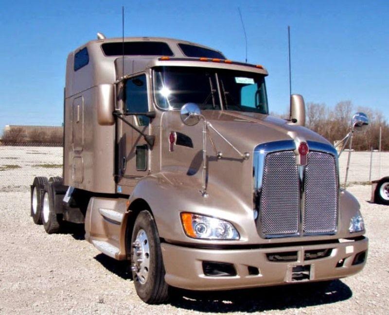 2008 Kenworth T 660