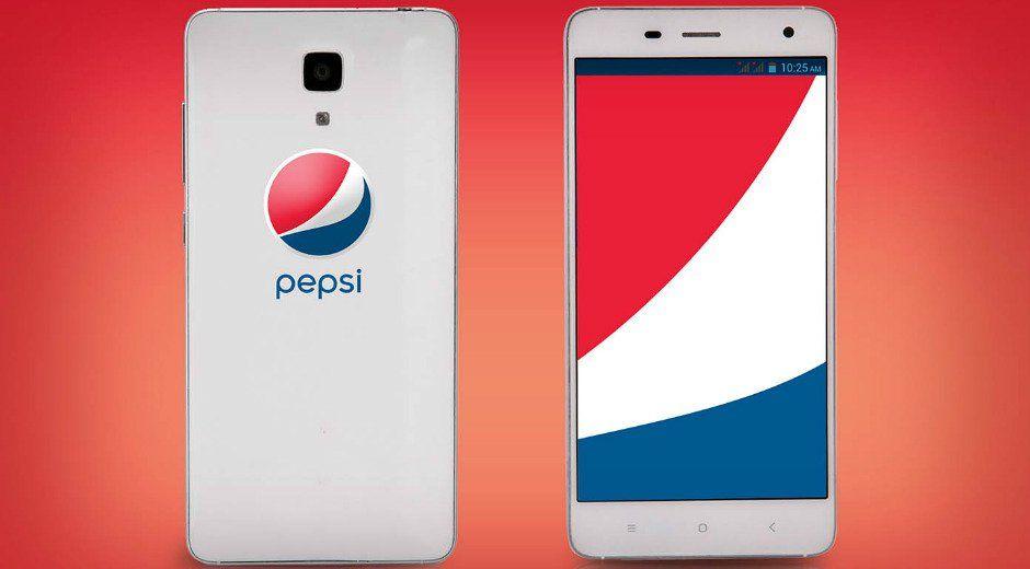 Pepsi lanzará una línea de teléfonos móviles