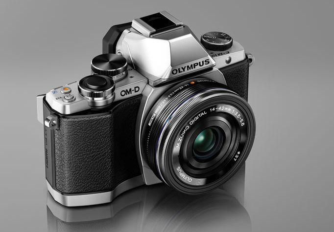 Olympus Om D E M10 Mirrorless Camera Olympus Camera Zoom Lens