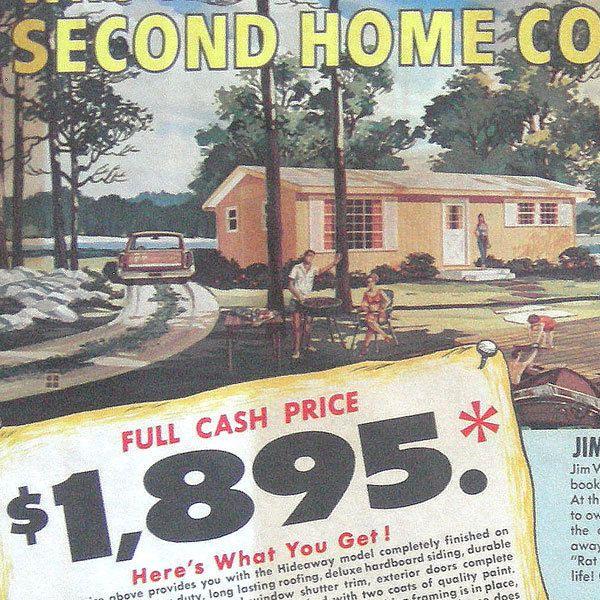 Pair of Vintage Jim Walter Homes Advertising Pen Figural Hammer • $6 99