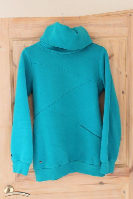 Mein Naketano Pullover Gr. S in leuchtend Türkisblau von Naketano! Größe 36    S 07a538b3a1
