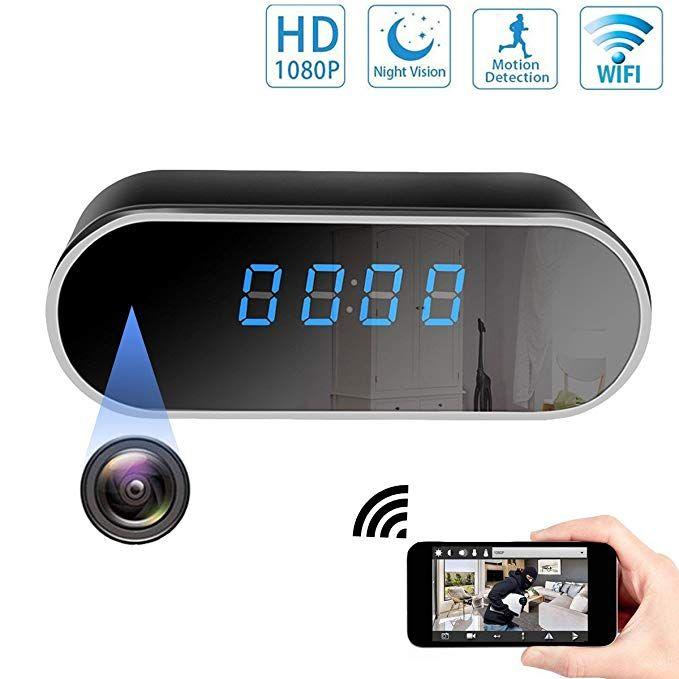 скрытые камеры будильники видео фото цены будет дальше