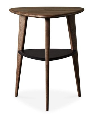 Midcentury-style Tibro side tables at Swoon Editions