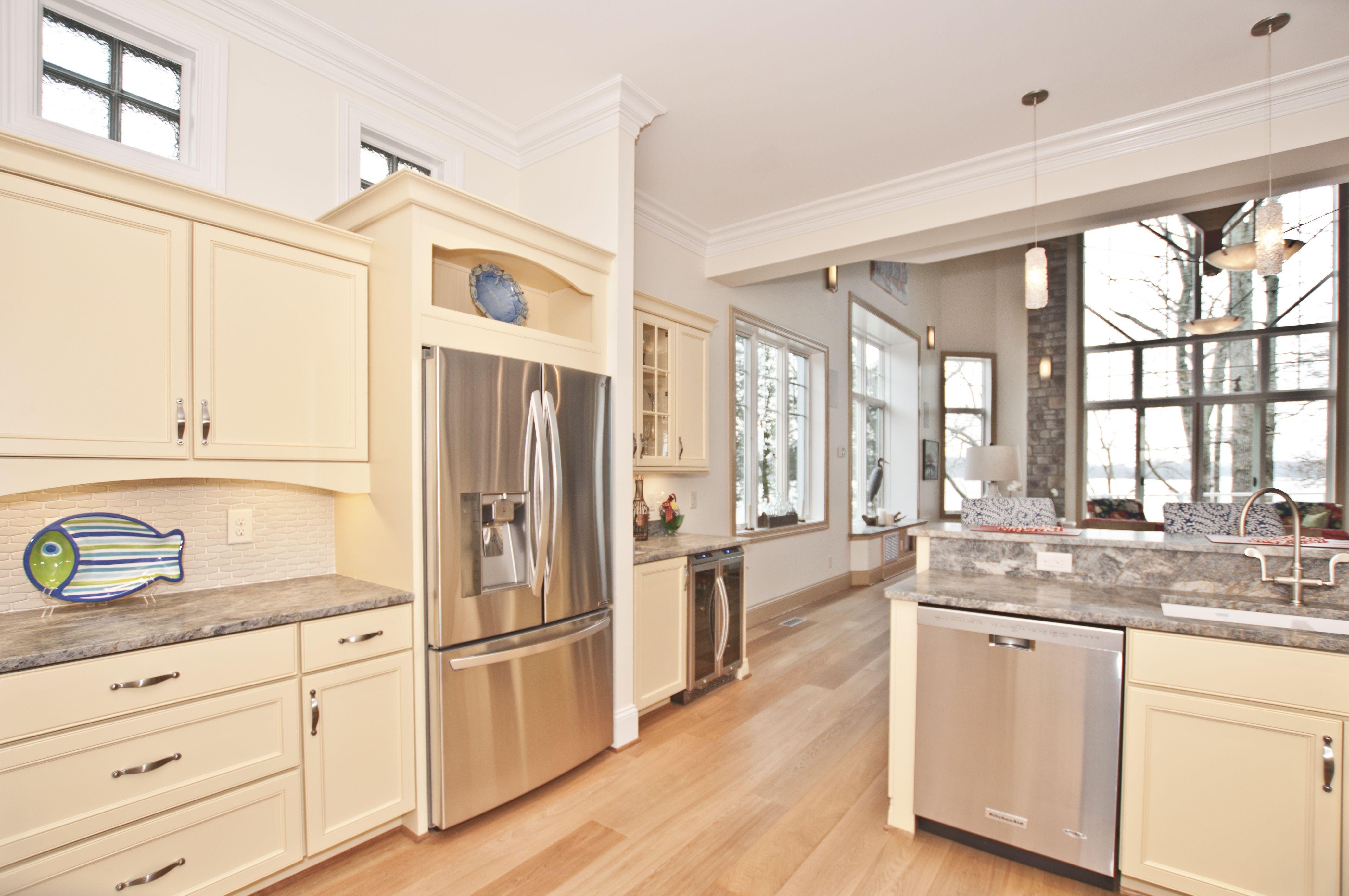 Lake House | Designer: Terri Sears, NKBA | Hermitage Kitchen ...