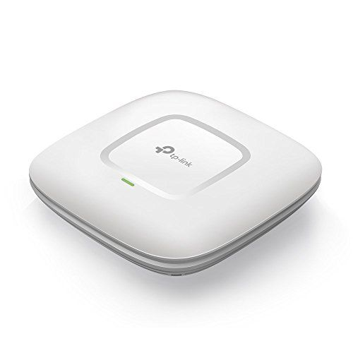Tp Link Ac1750 Wireless Wi Fi Access Point Supports 802 3at Poe Dual Band 802 11ac Ceiling Mount 3x3 Mimo T Dual Band Amazon Deals Shopping Wireless