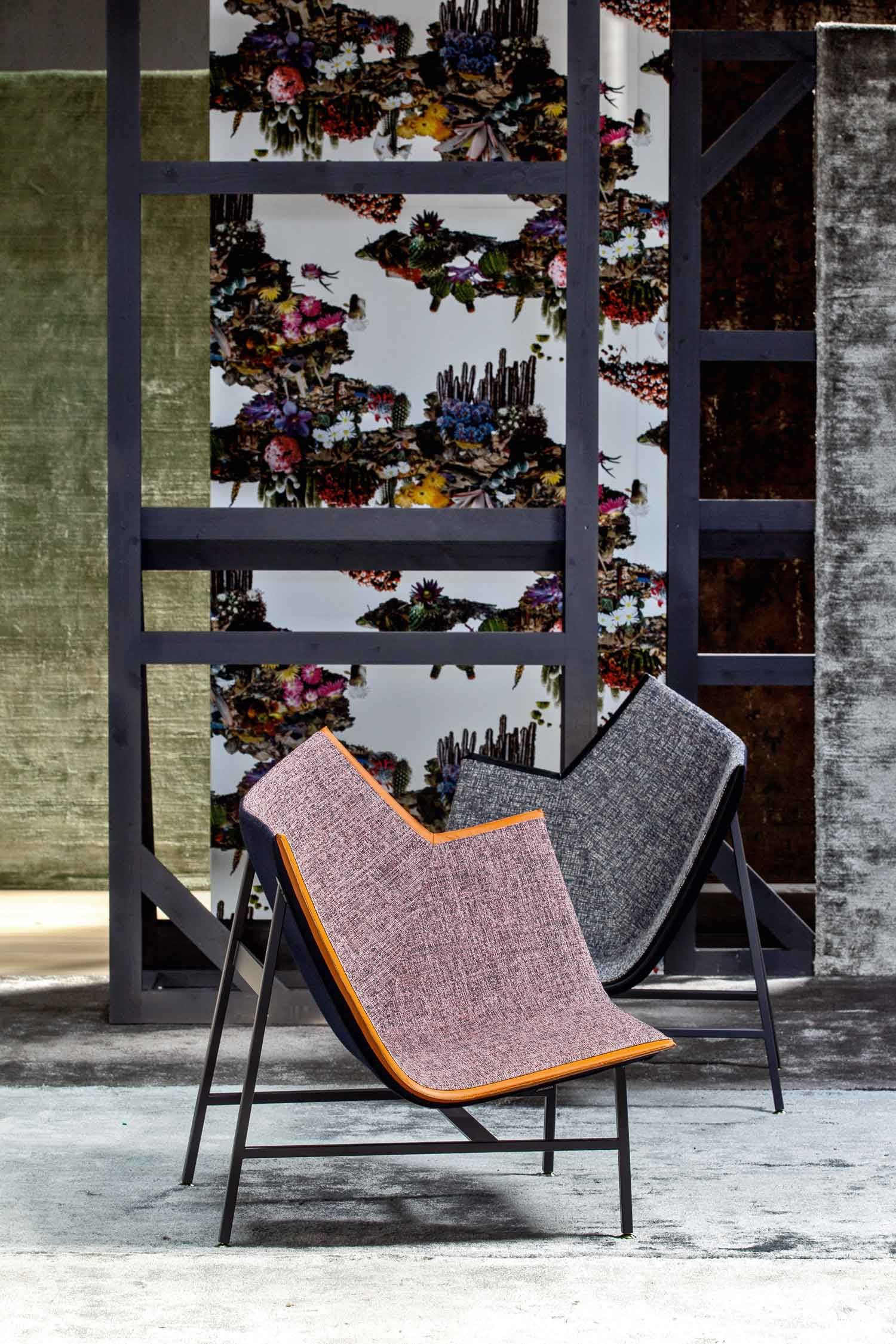 Moroso's World Premiere of 'Setting the Elegance' Collection