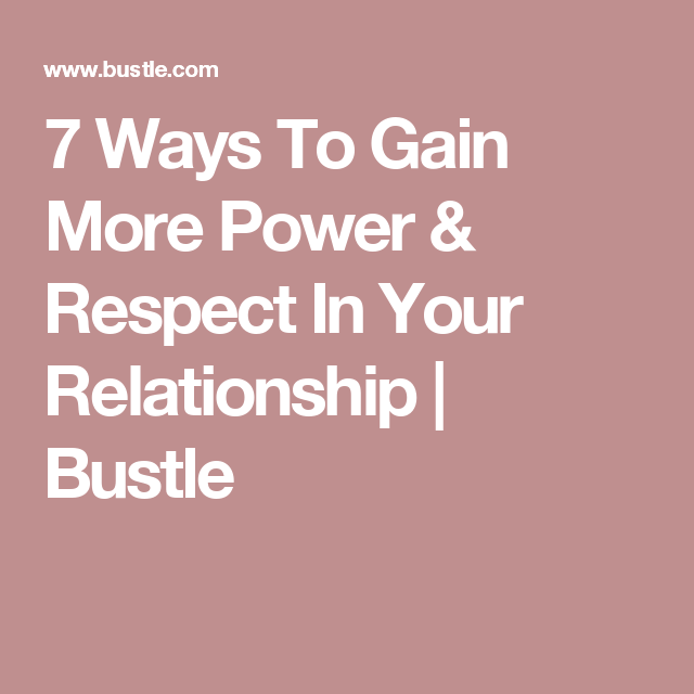 Power dynamics in romantic relationships