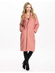 rosa jakke