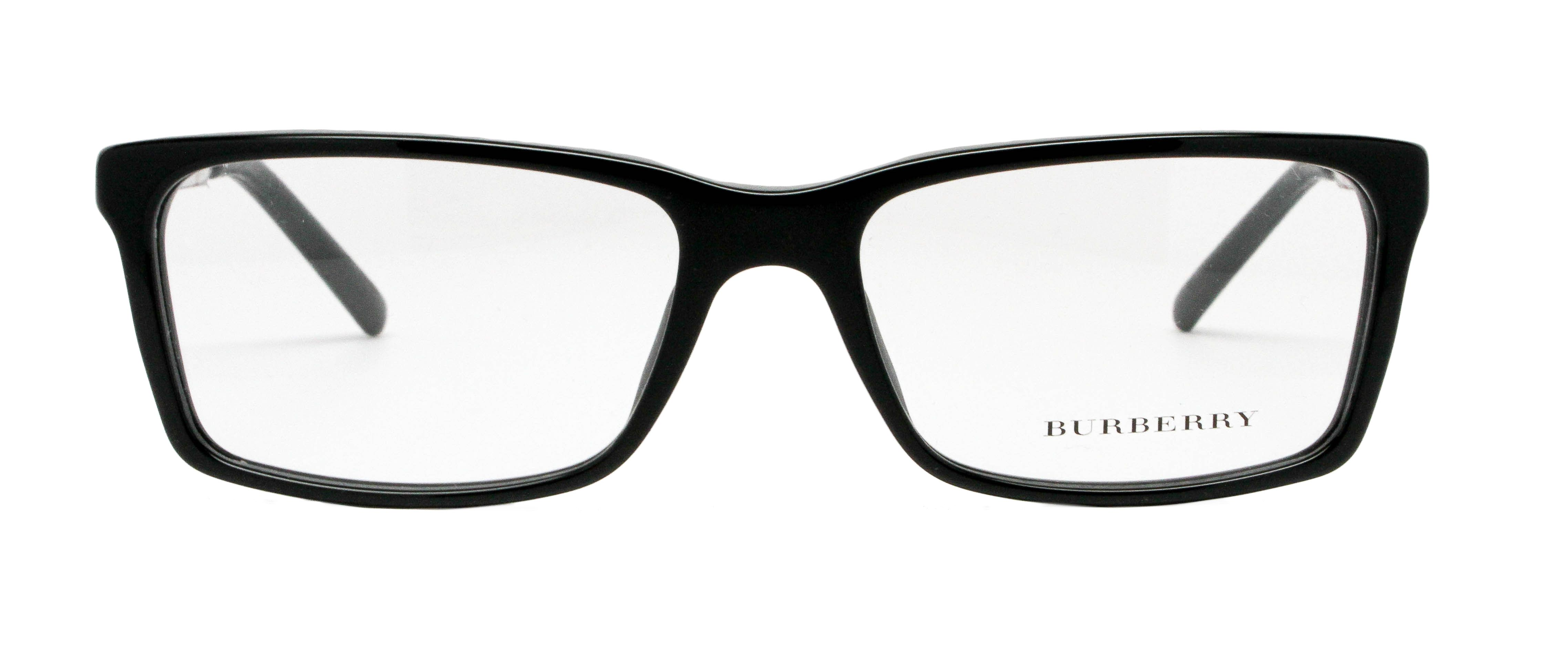 d6c9f783881 Burberry BE2159q black frames are Chic and simple