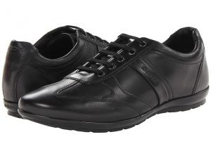 Geox Uomo Symbol (Black) Men s Shoes  f5698473086