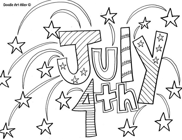 23++ Printable 4th of july coloring pages pdf information