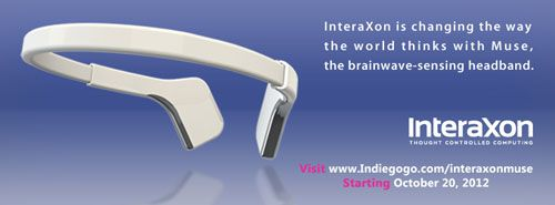 Muse The Brain Sensing Headband Post By Http Only2us Com