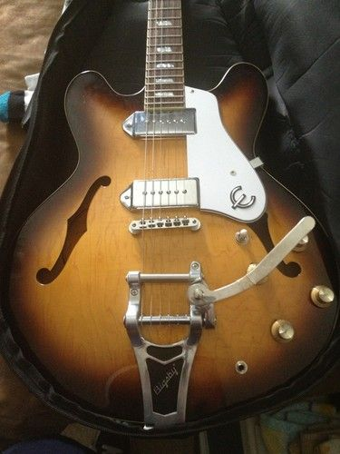 Epiphone limited edition casino w bigsby gambling commission raffle