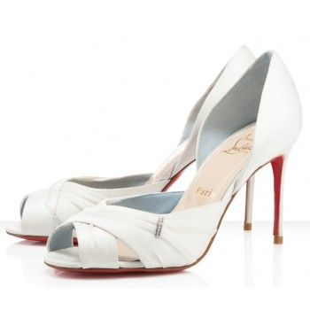 $194 Christian Louboutin Tres Ophrah 85mm