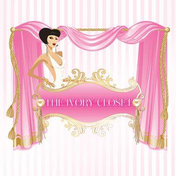 Ivory Closet Logo Design