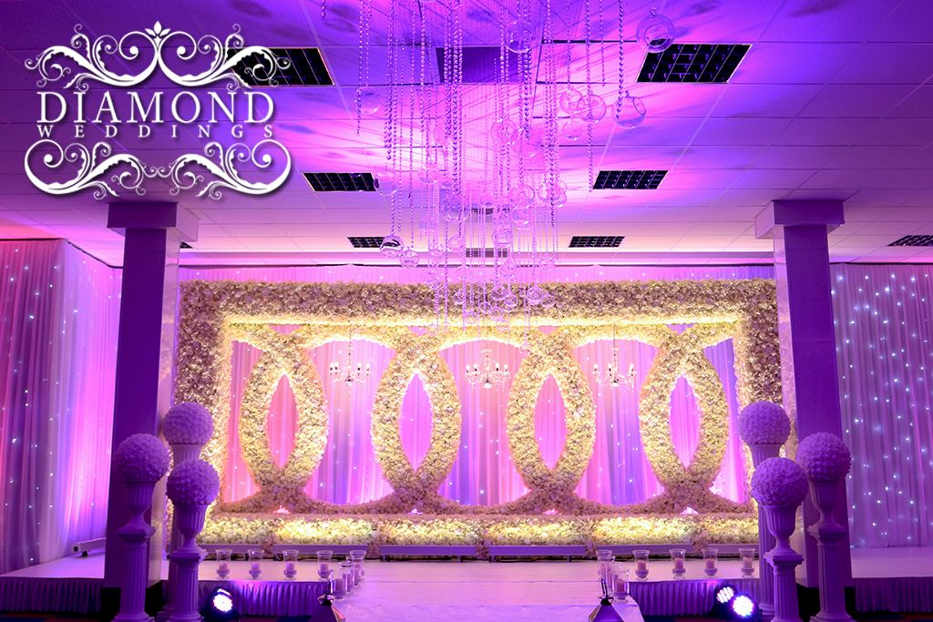 Indian Asian Wedding Decor Services Gallery Diamond Weddings