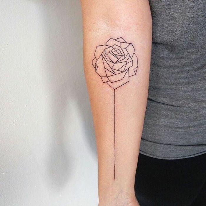 1001 Ideas Disenos Originales De Tatuajes Geometricos