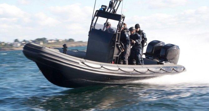 Military Rigid Hull Inflatable Boats - Military Boats - RHIBs