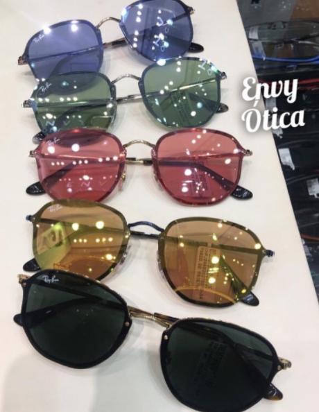 Ray-Ban Blaze Hexagonal ! ❤ Todas as cores disponíveis nas nossas lojas fdc75bcec0