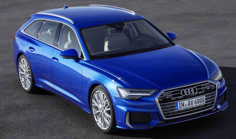 أودي أي6 أفانت 2019 الجديدة كليا أروع سيارات الواغن الجديدة موقع ويلز Audi A6 Avant Audi A6 A6 Avant