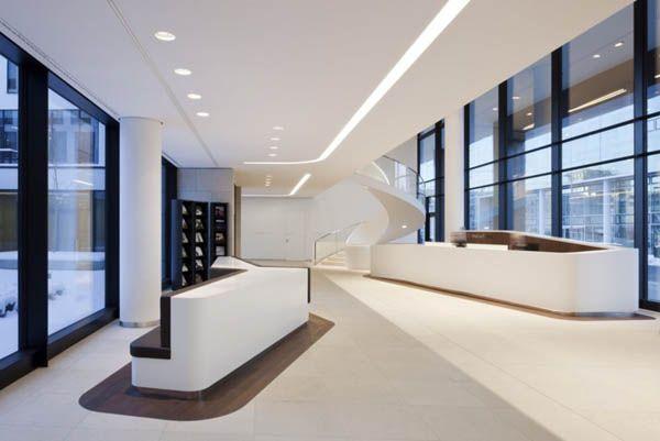 Gentil Contemporary Offices Interior Design Modern Office Interior Design Icade  P08 Contemporary Homes Pict