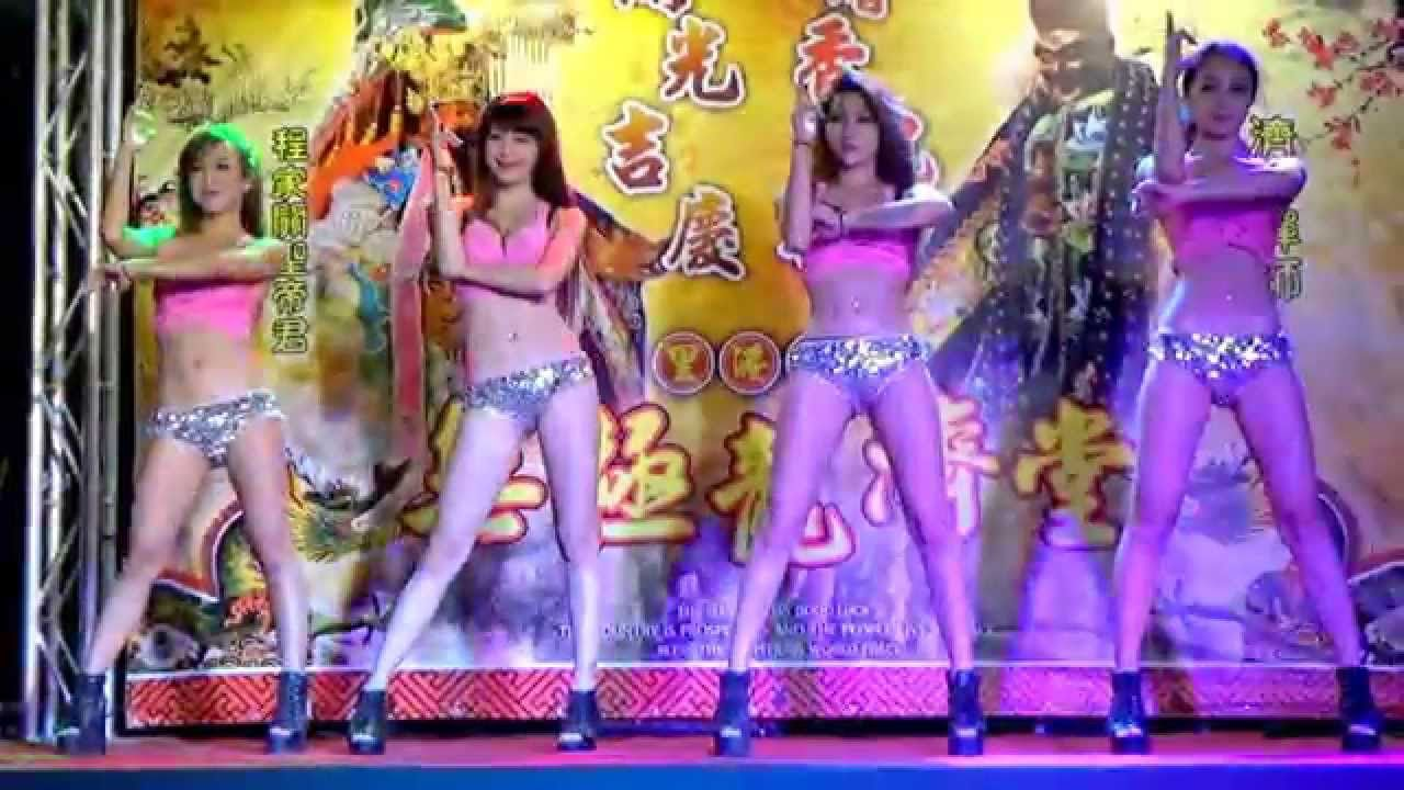 Hot Q Girls 2015-11-14 屏東里港祝壽 & New Thang + PUSS @小奈@糖糖@螞蟻@蜜桃 *1