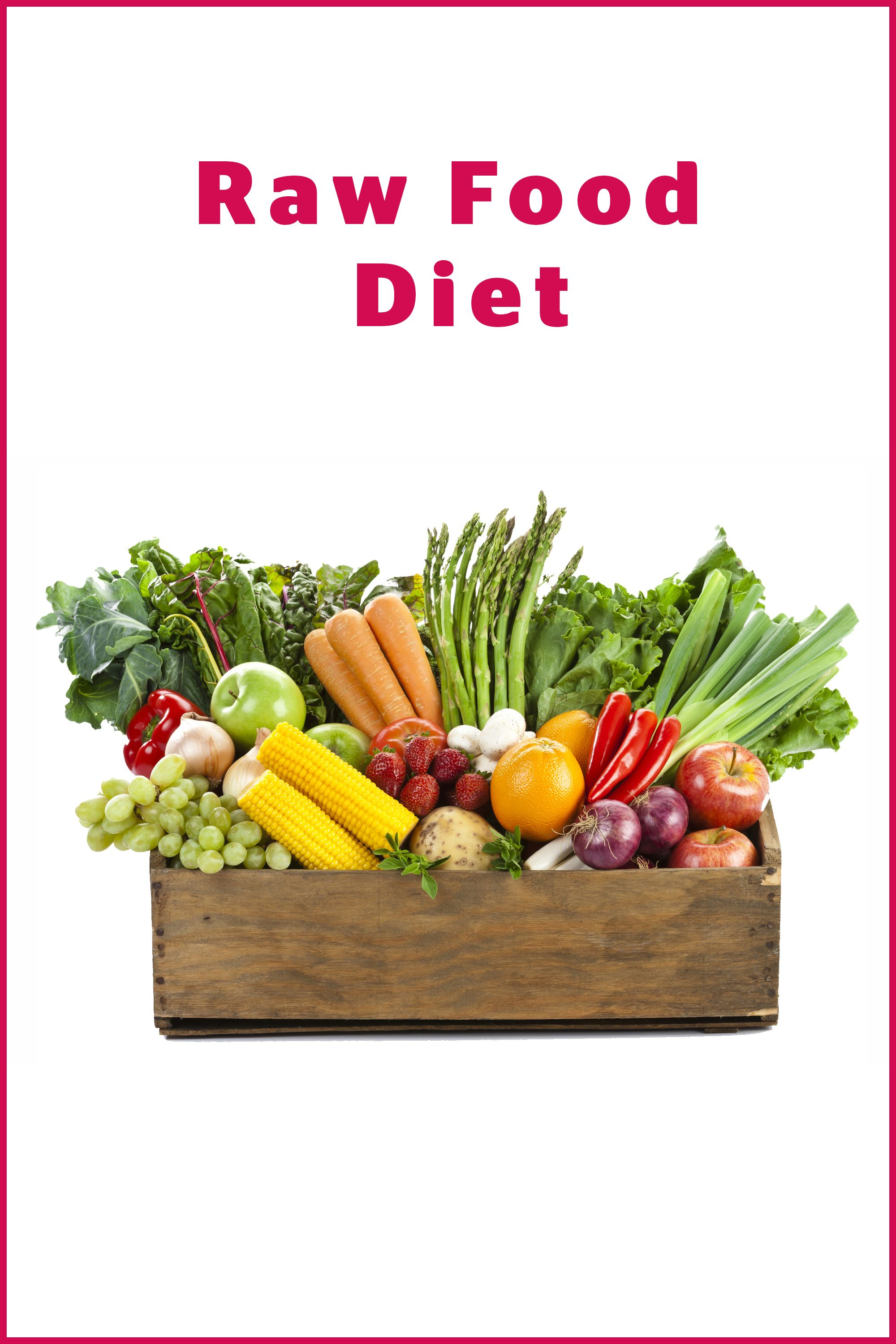 40 Diets That Actually Work | Raw food diet, Raw food ...