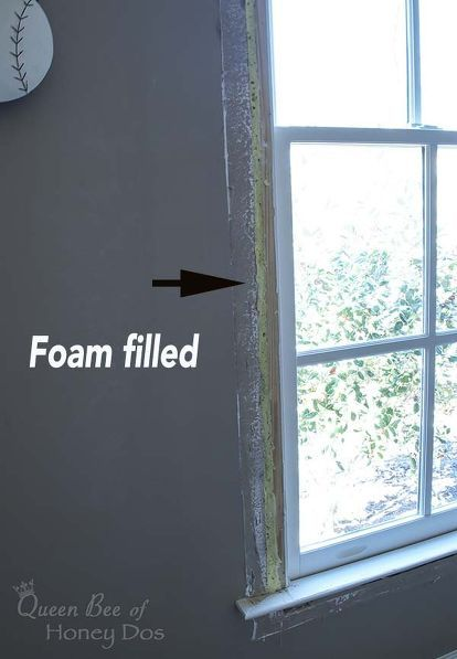 How To Insulate Drafty Windows Permanently Diy Home Maintenance Repairs