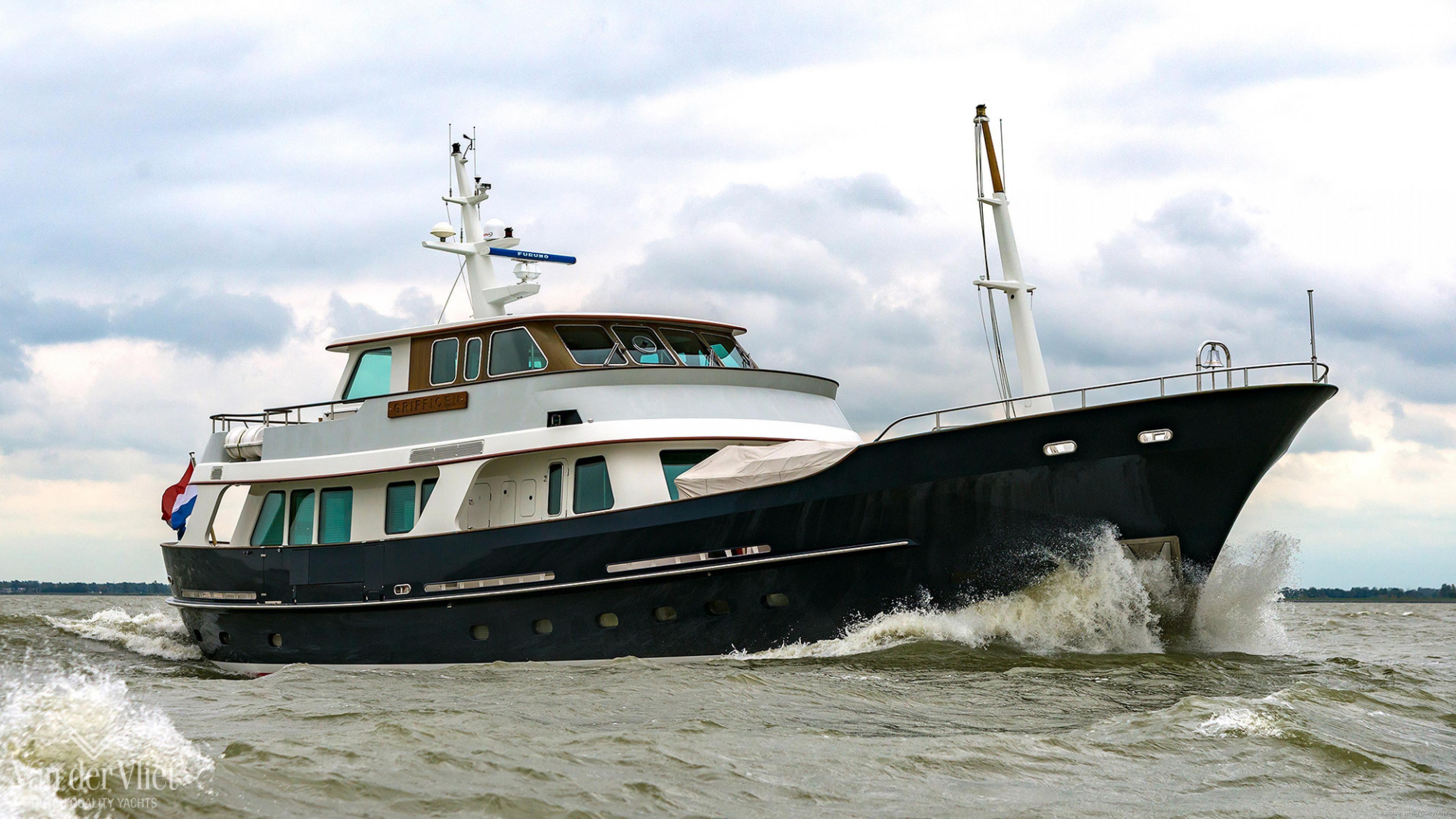 dutch coast yacht aragorn - HD3840×2160