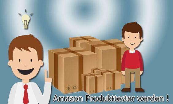 Wie Wird Man Amazon Produkttester