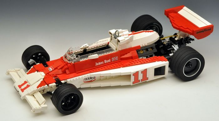 These Lego F1 Cars Are Incredibly Cool And Unbelievably Detailed Lego Cars Lego Technic Lego Wheels