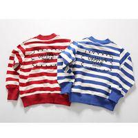 Pattern Full Stripe Baby Coat Chaquetas Girls Coats And Jackets Boys Outerwear Abrigo  Children Cardigan Infantil Cicishop