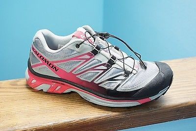 bdcb739f70d5 ... discount code for women 039 s salomon xt wings 3 running cross training  shoes silver pink