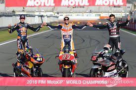 Fim Motogp World Champions