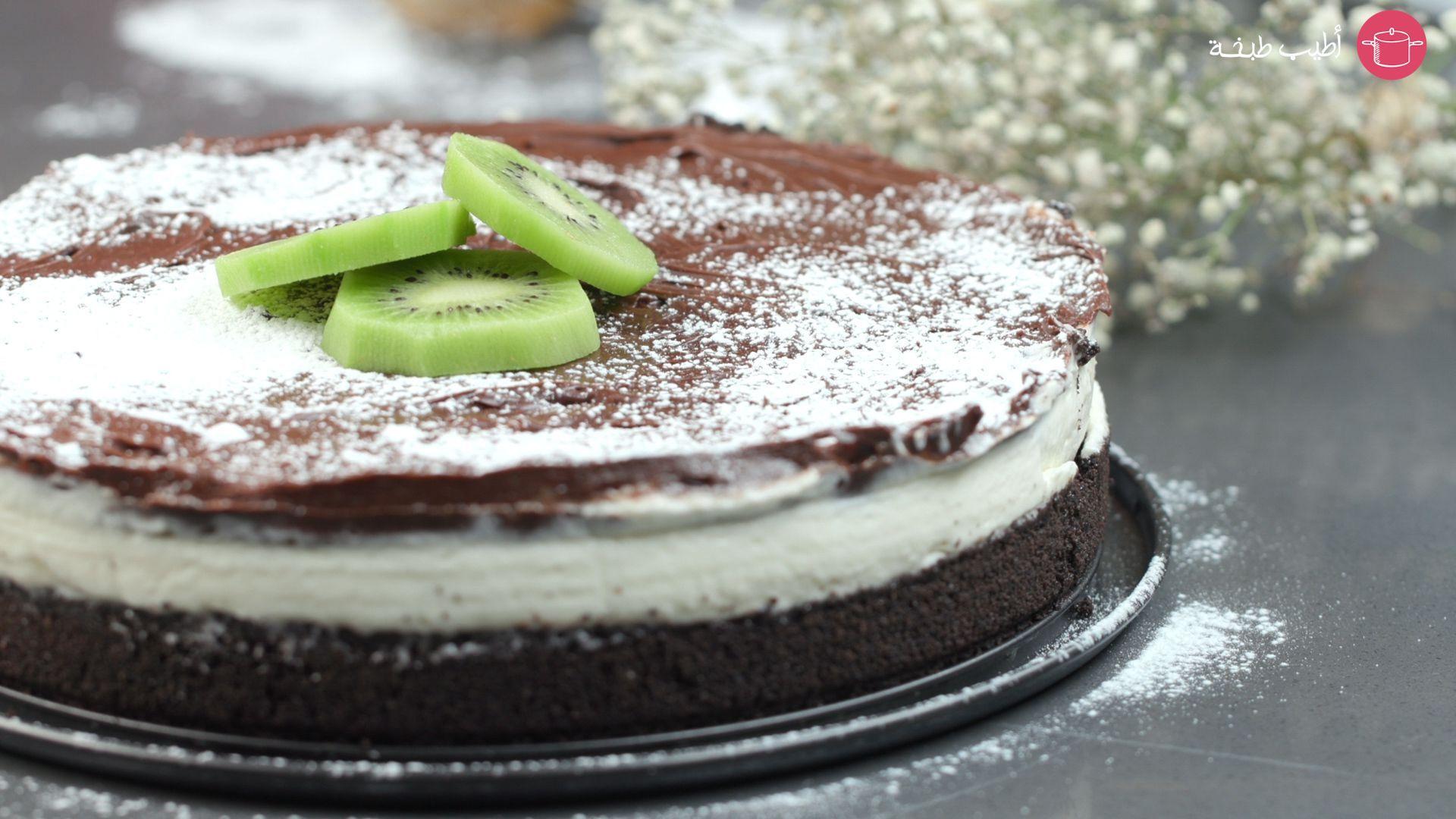 تشيز كيك أوريو بدون فرن Recipe Food Cheesecake Desserts