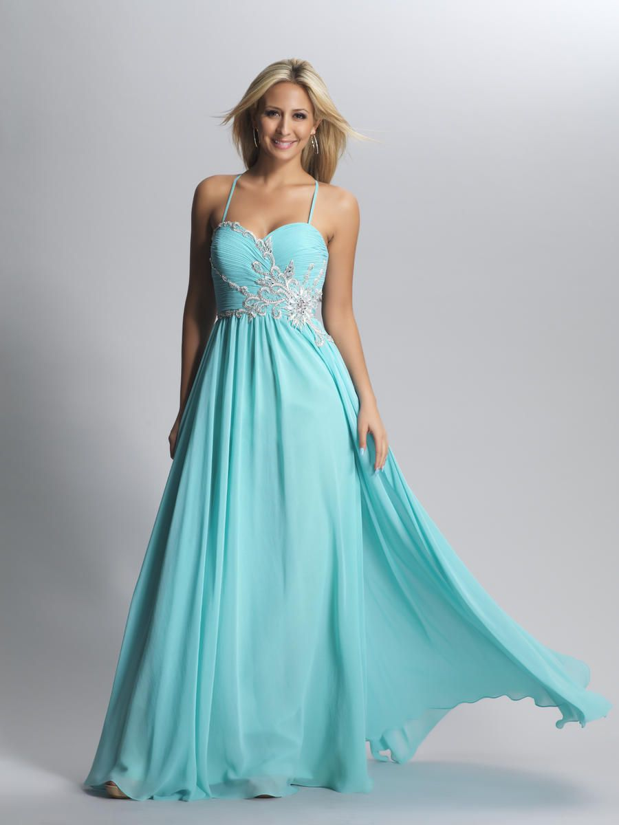 cheap-light-blue-prom-dresses1 | Awesome Light Blue Bridesmaid ...