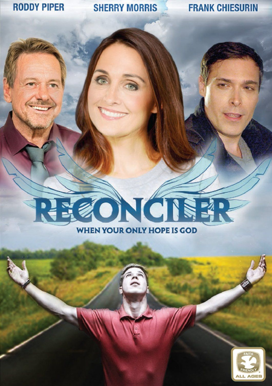Reconciler Christian Movie/Film Shawn Justice CFDb