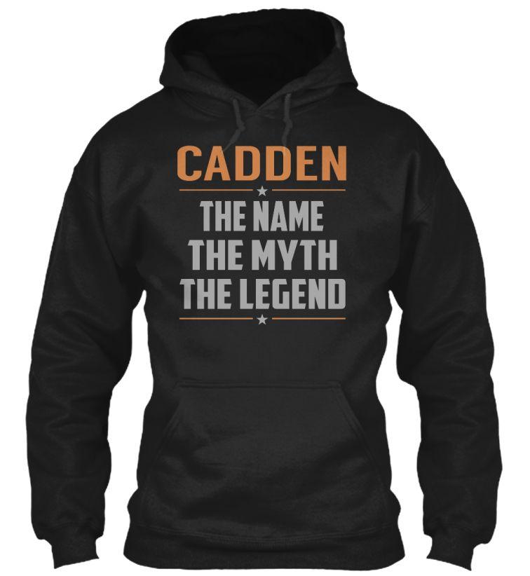 CADDEN - Legend Name Shirts #Cadden