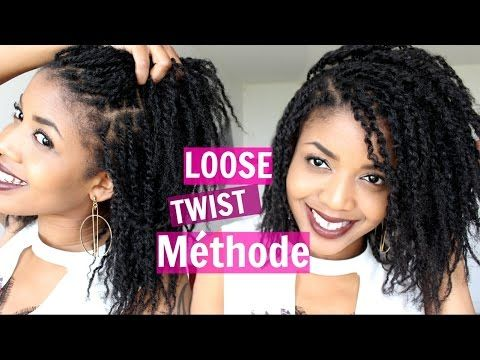 Cheveux Crepus 13 Coiffures Faciles Sur Loose Twists Mini Length Check Youtube Natural Hair Inspiration Natural Hair Styles Hair Inspiration