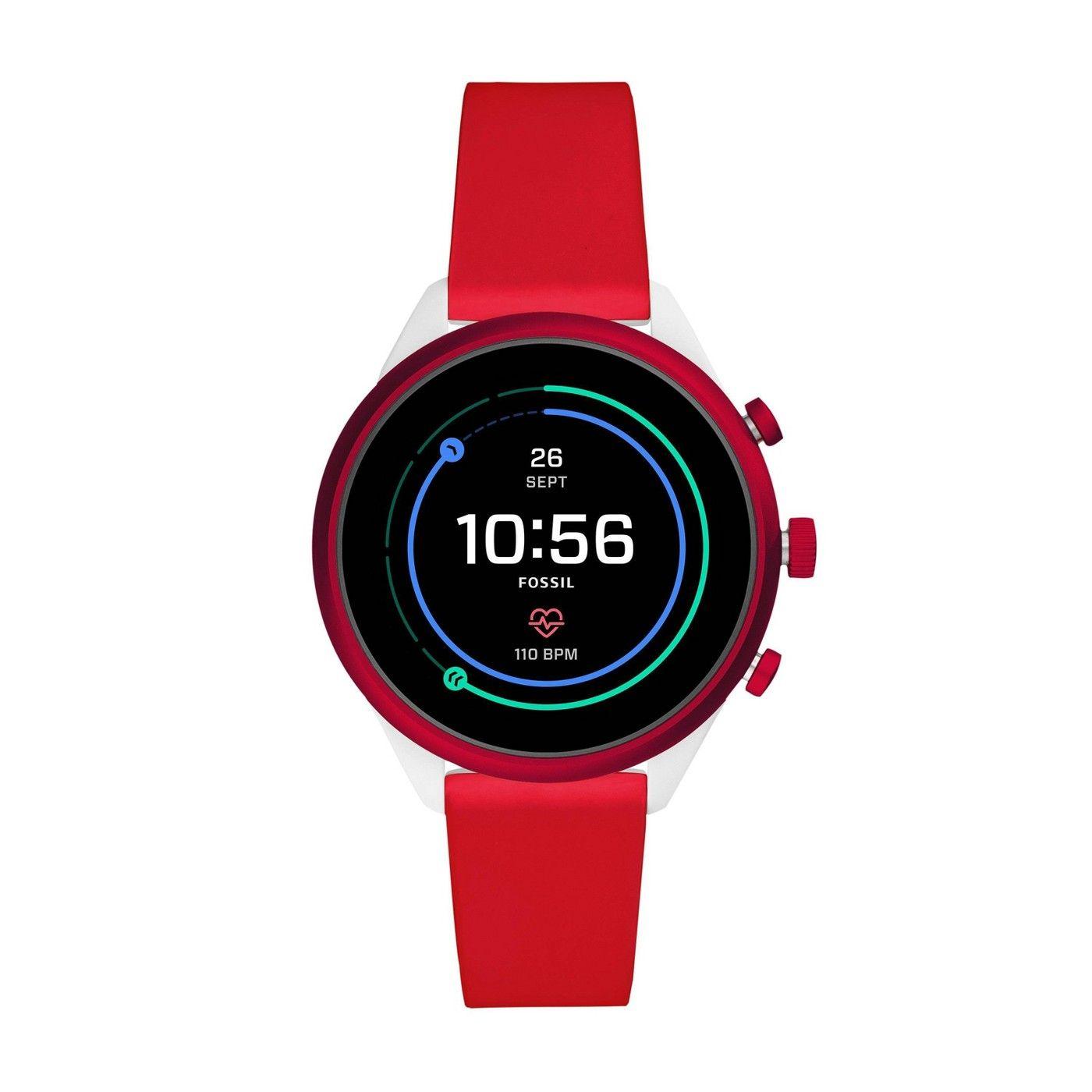 Fossil Sport Smartwatch in 2020 Smart watch, Smartwatch
