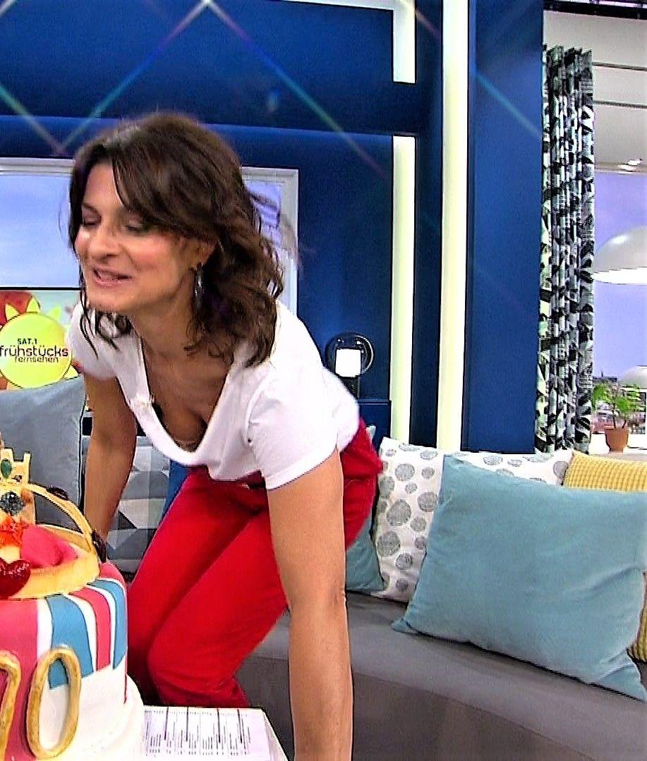 Marlene Lufen SAT 1 TV | Tv presenters, Style, Hot