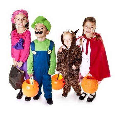 Kinderspiele Halloween