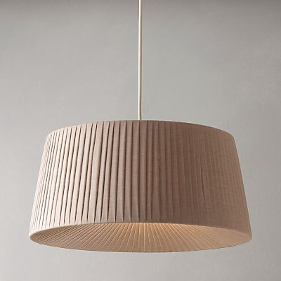 Buy John Lewis Easy To Fit Audrey Ceiling Light Shade Taupe Online At Johnlewis Com John Lewis Ceiling Lights Bedroom Ceiling Light Dining Room Pendant Lamp