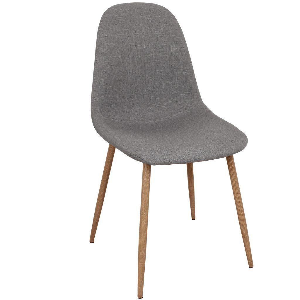 grå spisebordsstole
