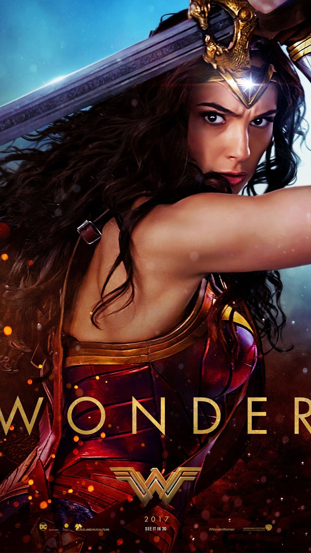 Wonder Woman Wallpaper 2017
