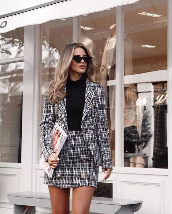 43 Office Outfits Highlight the Independent Side of Women suit, work outfits, of..., #Highli...