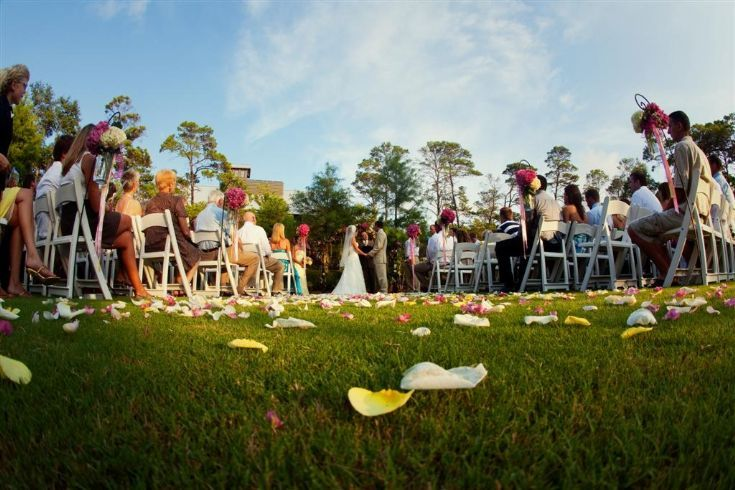 Florida Gulf Coast Beach Destination Weddings Watercolor Resort