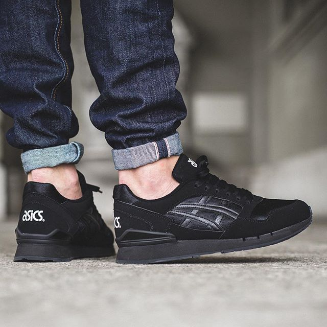 Asics Gel-Atlantis - Black/Black US - US 10 available now in-store and  online Berne