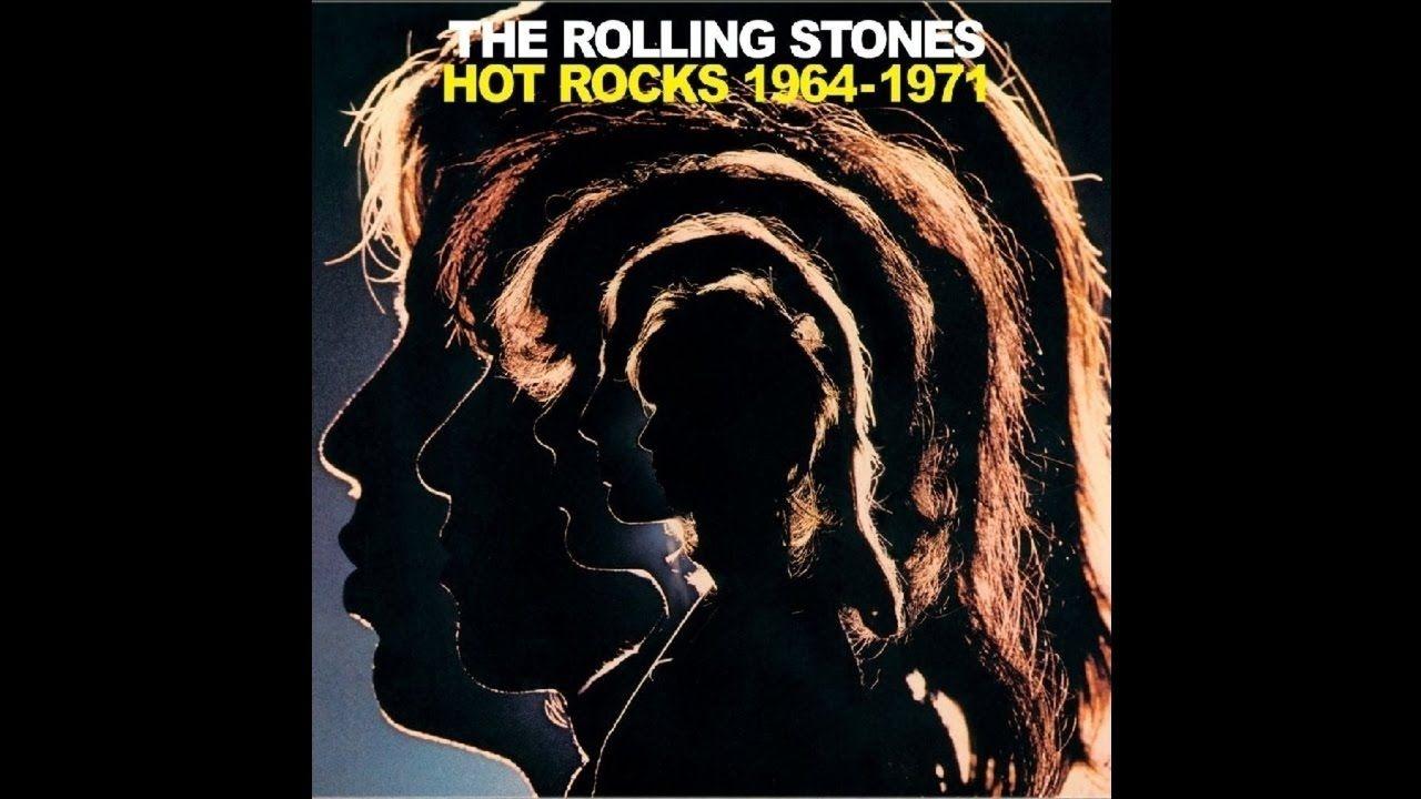 The Rolling Stones - Hot Rocks 1964-1971 (1971, Terre ...  |Rolling Stones Hot Rocks Album Cover