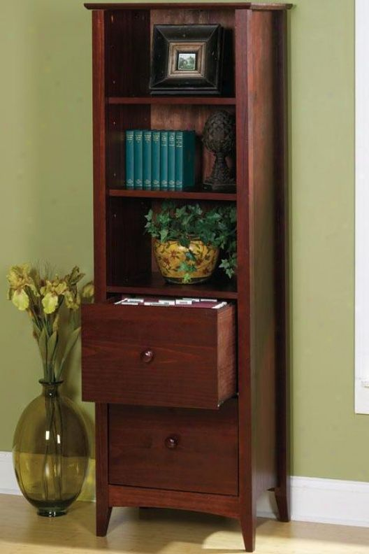 Sensational File Cabinet Bookshelf Combo Hawthorne File Bookcase A Download Free Architecture Designs Terstmadebymaigaardcom